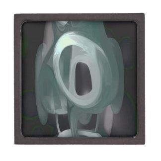 Phantasm Pastel Abstract Premium Keepsake Boxes