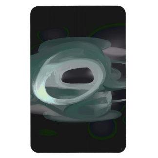 Phantasm Pastel Abstract Magnets