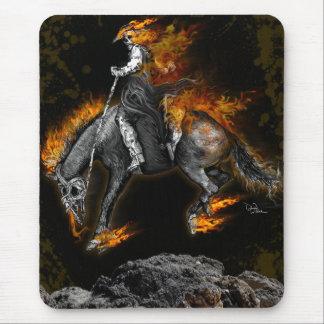 Phantasma Del Fuego Mousepad