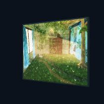 Phantastes: Into Fairy Land Canvas Print