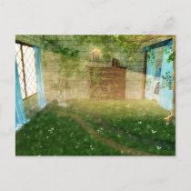 Phantastes: Into Fairy Land Postcard