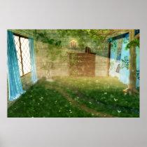 Phantastes: Into Fairy Land Print