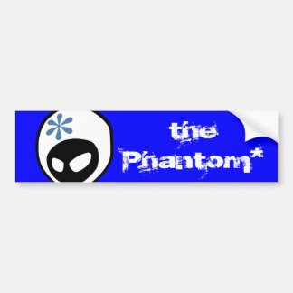 Phantom* Bumper Sticker