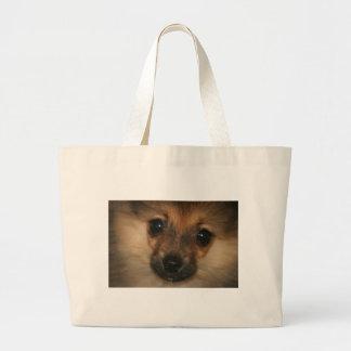 Phantom Dog Jumbo Tote Bag