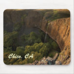 Phantom Falls in Chico California at Sunset Mouse Pads