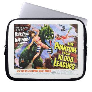 """Phantom From 10,000 Leagues"" Laptop Case Laptop Computer Sleeve"