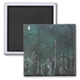 Phantom Graveyard Magnet