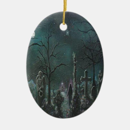 Phantom Graveyard Ornament