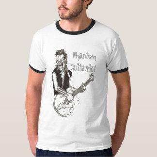 Phantom Guitarist Titled T-Shirt. T-Shirt
