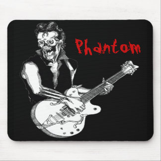 Phantom Mousepad. Mouse Pad
