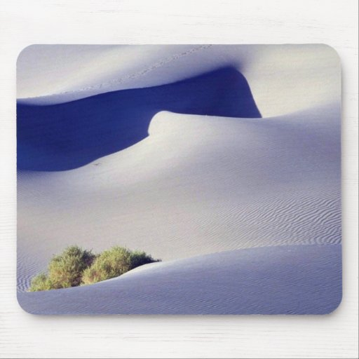 Phantom of the dune mouse pad
