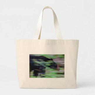 Phantom of the Forest Jumbo Tote Bag