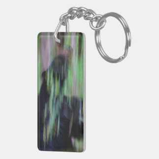 Phantom of the Forest Keychain