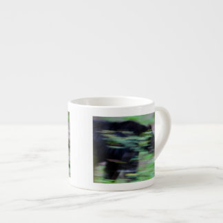 Phantom of the Forest Espresso Mug