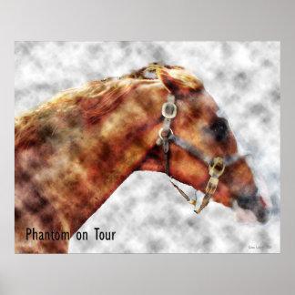 Phantom on Tour Poster