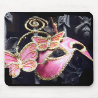 Phantom Pink Mouse Pad