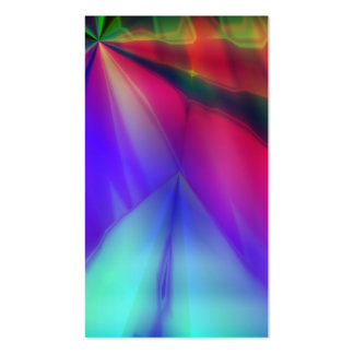 Phantom Pyramid Double-Sided Standard Business Cards (Pack Of 100)