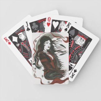 Phantom Queen of the Labyrinth Deck Playing Cards