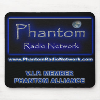 Phantom Radio Mousepad