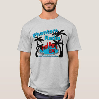 Phantom Radio Pool Party Mens T-Shirt