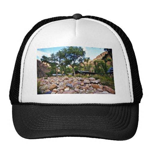 Phantom Ranch - Grand Canyon National Park Mesh Hats