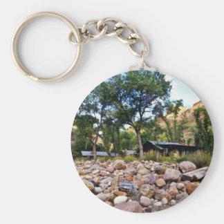 Phantom Ranch - Grand Canyon National Park Keychain