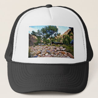 Phantom Ranch - Grand Canyon National Park Trucker Hat