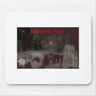 Phantom Rose Mouse pad