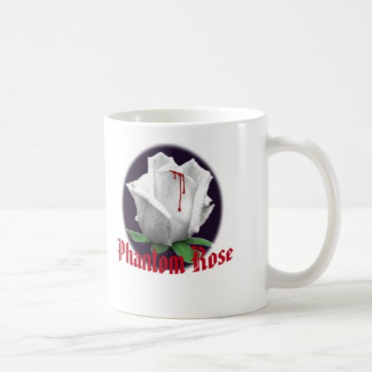 Phantom Rose Mug
