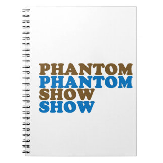 PHANTOM SHOW: Talking POINT Talent LOWPRICE GIFTS Notebook