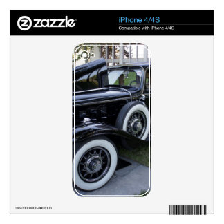Phantom Skins For iPhone 4S