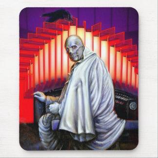 Phantom Spectre at the organ Mouse Pad