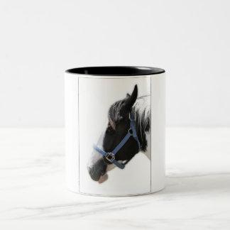 Phantom Two-Tone Coffee Mug