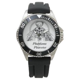 Phantoms Phorever! Wristwatch