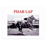 phar lap post card