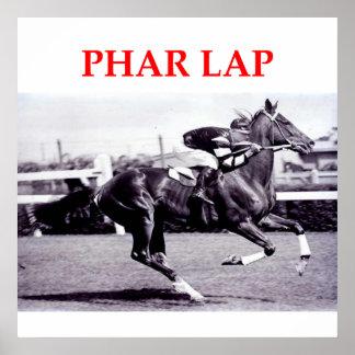 phar lap poster