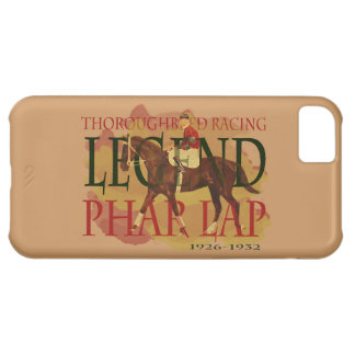 Phar Lap - Thoroughbred Horse Racing Legend iPhone 5C Case