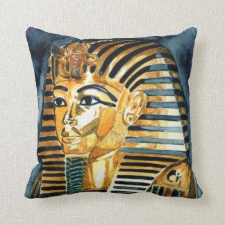 Pharao001 Throw Pillows