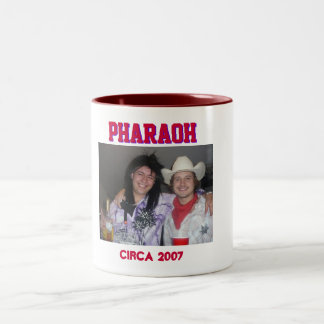 Pharaoh 07 coffee mugs