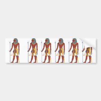 Pharaoh Etiqueta De Parachoque