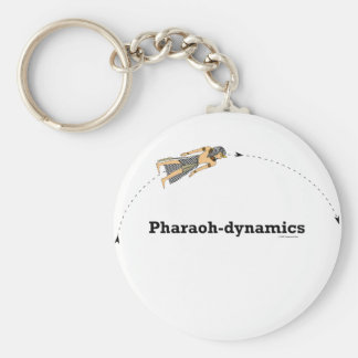 Pharaoh-dynamics Keychain