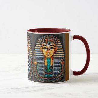 Pharaoh egipcio antiguo Tutankhamen