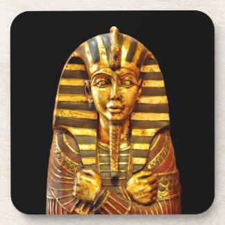 Pharaoh egipcio posavasos de bebidas