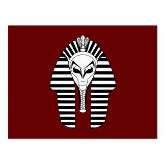 Pharaoh extranjero tarjetas postales