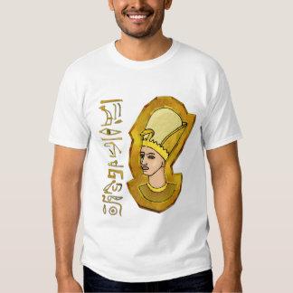 Pharaoh Hieroglyphics Egyptian Folk Art Shirt