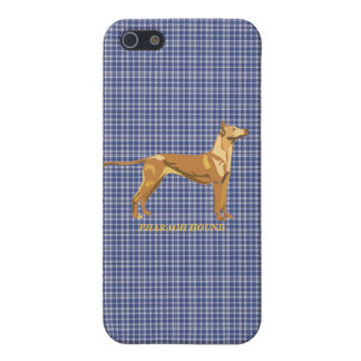 PHARAOH HOUND COVER FOR iPhone SE/5/5s