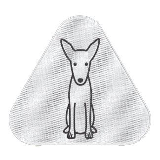 Pharaoh Hound Dog Cartoon Bluetooth Speaker