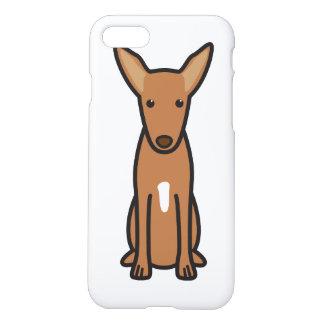 Pharaoh Hound Dog Cartoon iPhone 7 Case