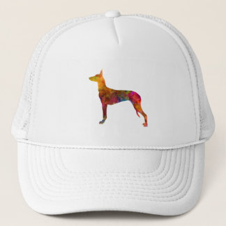 Pharaoh Hound in watercolor Trucker Hat