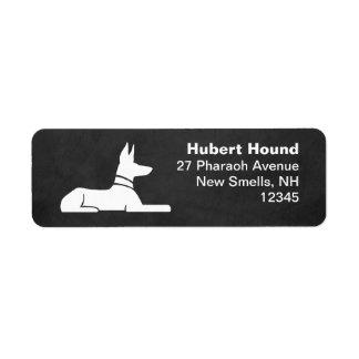 Pharaoh Hound Label